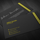 Carbon Fiber Business Card - GraphicRiver Item for Sale
