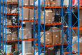 Warehouse shelving system - PhotoDune Item for Sale