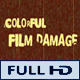 Colorful Film Damage (4-Pack) - VideoHive Item for Sale