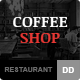 Coffee Shop - Responsive WP Theme For Restaurant - ThemeForest Item for Sale