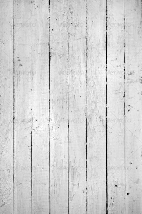GraphicRiver grungy white background of natural wood 4041285