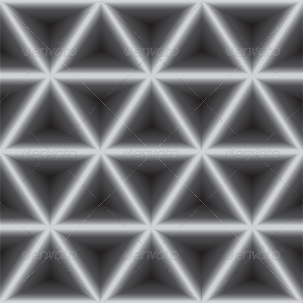 GraphicRiver Seamless Geometric Dark Gray Background 4043118