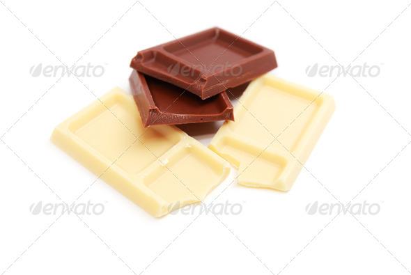 PhotoDune milk and white chocolate 4102156