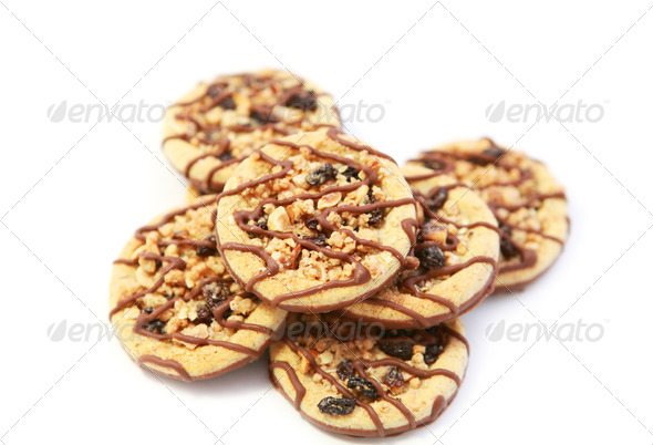 PhotoDune delicious natural cookies 4102174