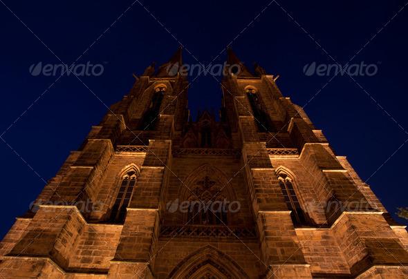 PhotoDune St Elisabeth s Church in Marburg 4102196