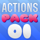 Actions Pack I +10 - GraphicRiver Item for Sale