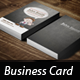 Character Business Card - GraphicRiver Item for Sale