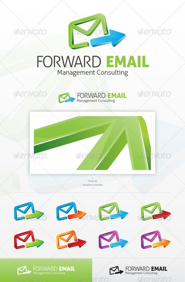 GraphicRiver Forward Email Logo 4059088