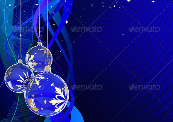 GraphicRiver Christmas Decorations 4062346