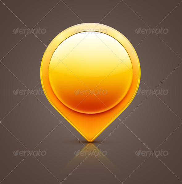 GraphicRiver Pointer Icon 4065208