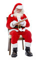 Santa writing a list - PhotoDune Item for Sale