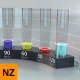 Infographics 3D Charts - VideoHive Item for Sale