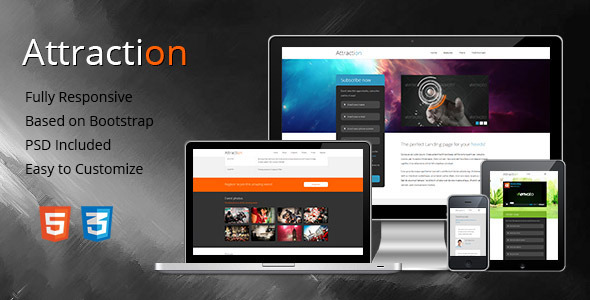 attraction-responsive-landing-page