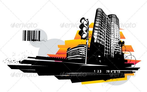 GraphicRiver Urban Design 4073146