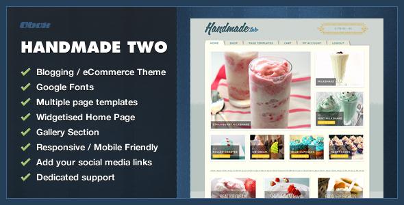 handmade-two-ecommerce-wordpress-theme