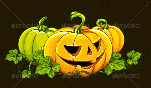 GraphicRiver Halloween Picture 4073875