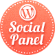 Social Panel for WordPress - CodeCanyon Item for Sale