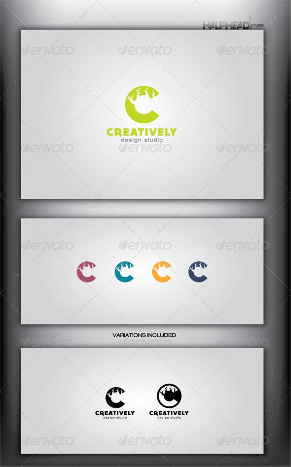 GraphicRiver CREATIVELY Logo Template 4081666