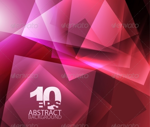 GraphicRiver Abstract Geometric Background 4083757
