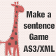 Make a sentence Game - ActiveDen Item for Sale