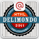 Delimondo Fully Responsive HTML | 3 Styles - ThemeForest Item for Sale
