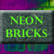 Neon Bricks - GraphicRiver Item for Sale