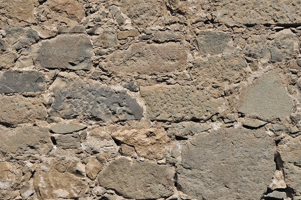 PhotoDune Stone wall 4101875