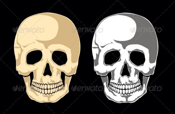 GraphicRiver Skull 4107921