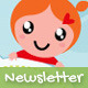 Things for Cuties - Baby Kids Newsletter Template - ThemeForest Item for Sale