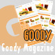 Goody E-Newsletter - GraphicRiver Item for Sale