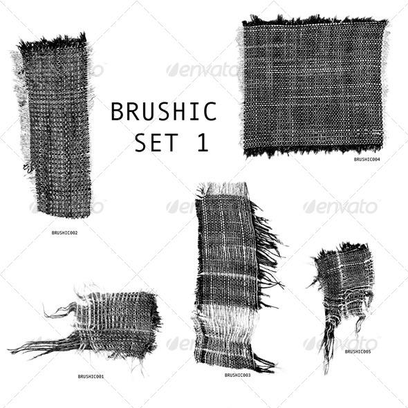 GraphicRiver Brushic Set 1 4117649