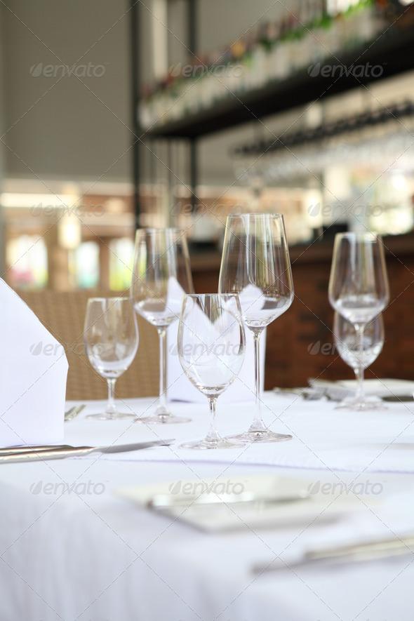 PhotoDune Table set 4152537