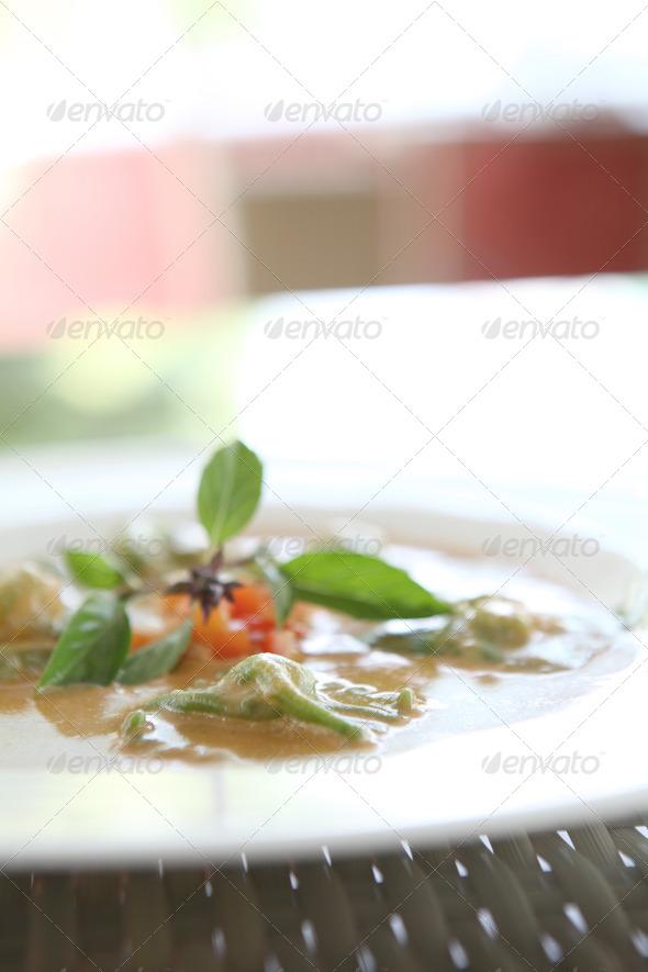 PhotoDune shrimp ravioli pasta 4152532
