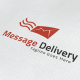 Message Delivery Logo - GraphicRiver Item for Sale