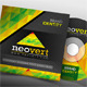 NeoVert_CD Sleeve/Label & Sticker - GraphicRiver Item for Sale