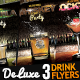 Deluxe Drinks Party Flyers - GraphicRiver Item for Sale