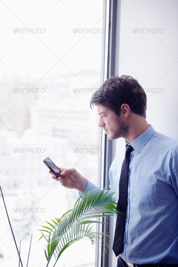 PhotoDune business woman talk by phone 4151251