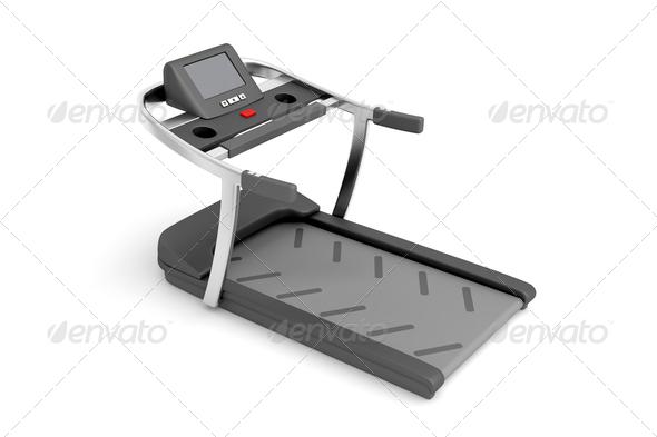 PhotoDune Treadmill 4150281
