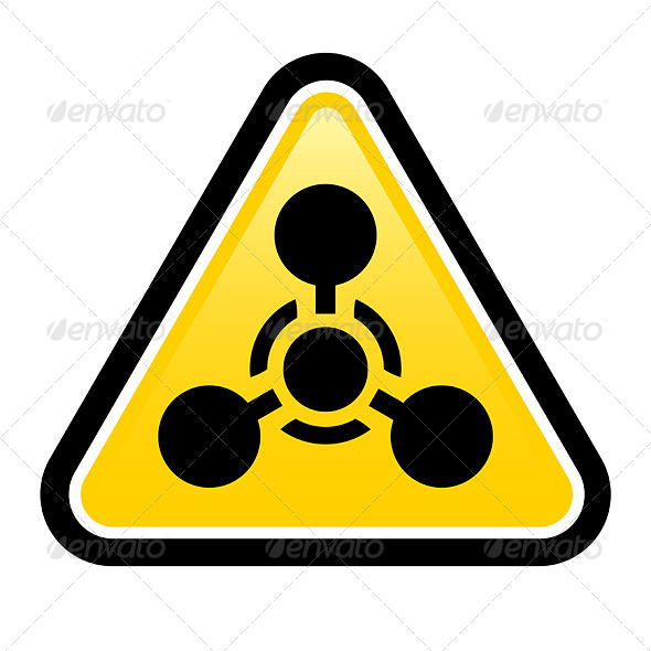 Chemical Hazard Symbol...