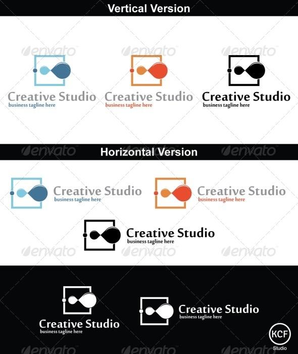 GraphicRiver CreativeFlow Logo Design 3688158