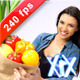 Woman Holding Groceries 240fps - VideoHive Item for Sale