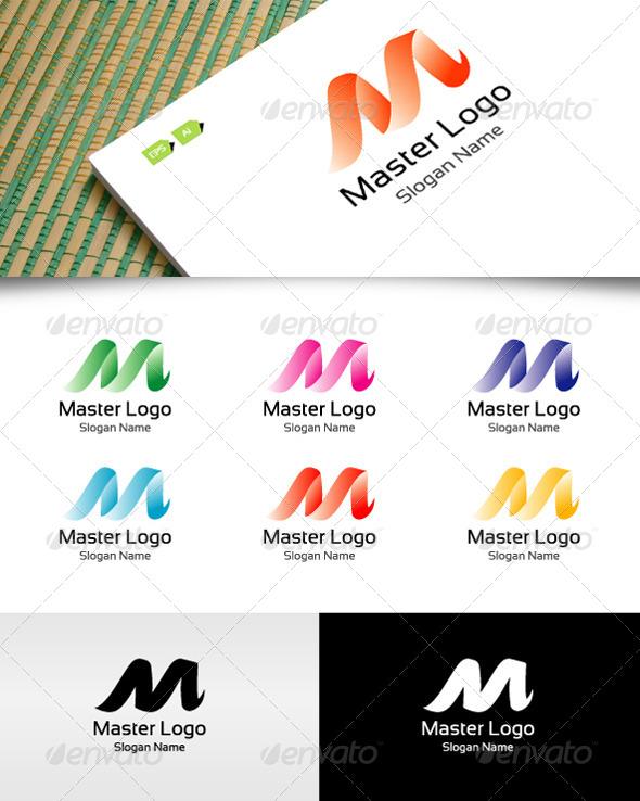 GraphicRiver Master Logo 4085457
