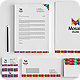 Mosaic Studio Corporate Identity - GraphicRiver Item for Sale