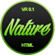Nature - Responsive HTML5 Onepage Template - ThemeForest Item for Sale