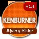 Free Download KenBurner Slider jQuery Plugin