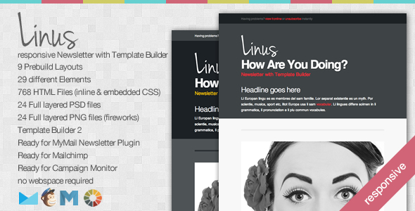 linus-responsive-newsletter-and-template-builder