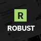 Robust - Responsive Multi-Purpose WordPress Theme - ThemeForest Item for Sale