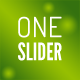 OneSlider - Interactive Responsive Slider - CodeCanyon Item for Sale