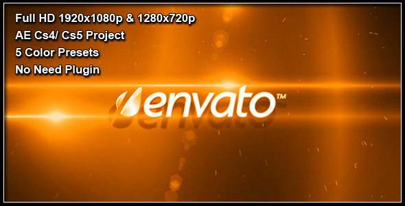After Effects Project - VideoHive Strorm Logo Reveal 459170