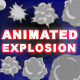 Animated Explosion (MDI Edition) - VideoHive Item for Sale